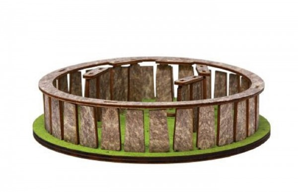 Holzmodel Bausatz Stonehenge