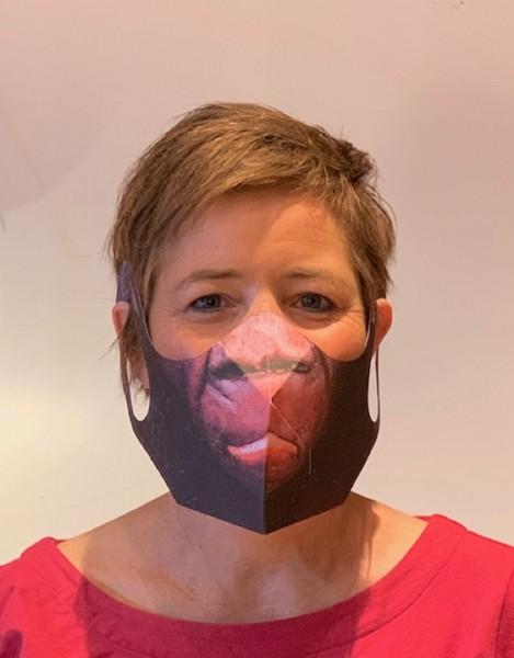 Australopithecus Maske