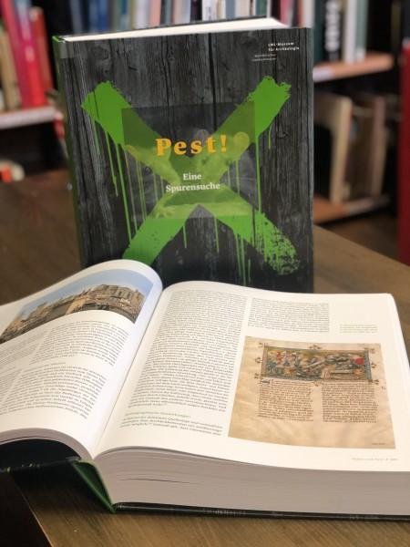 Katalog Pest - Eine Spurensuche