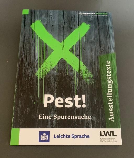 Pest Ausstellungstexte leichte Sprache