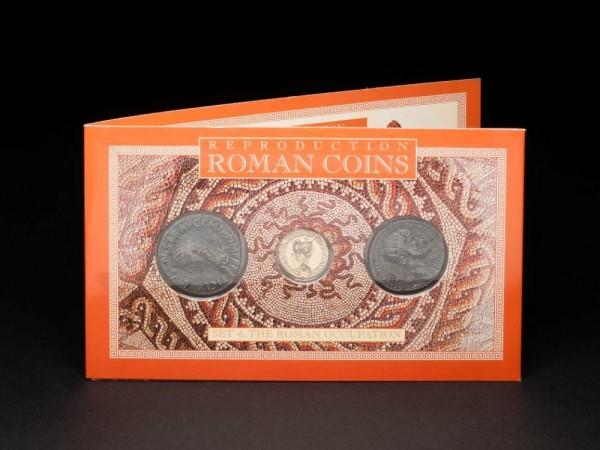 Repliken römischer Münzen