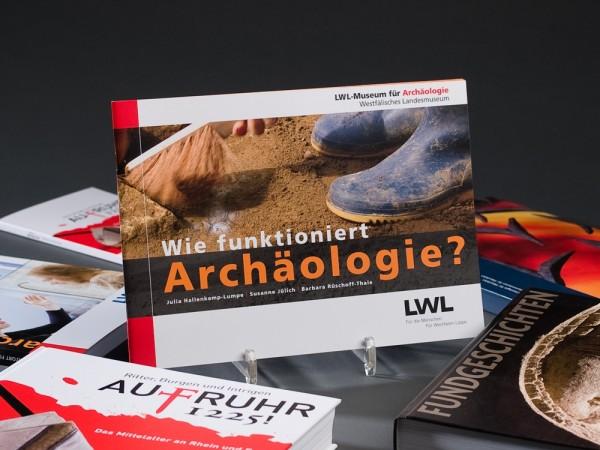 Wie funktioniert Archäologie
